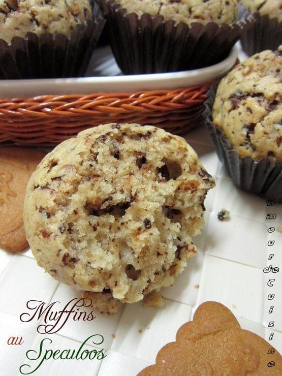 muffins au speculoos 042