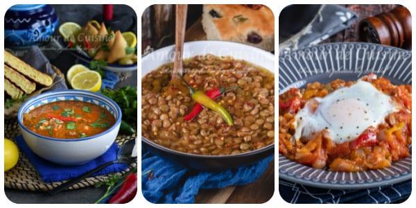 plats et soupes cuisine algerienne