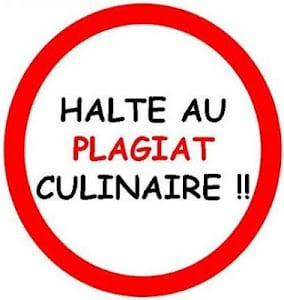 logo Halte au plagiat culinaire