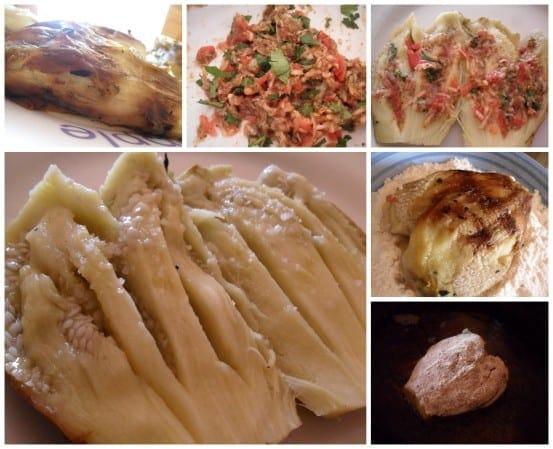 aubergine farci karima1