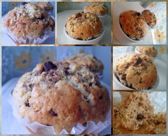 2010-11-26 muffins au chocolat