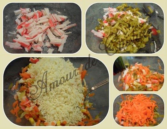 2012-01-30 salade de couscous au surimi