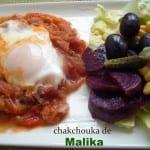 chakchouka aux oignons