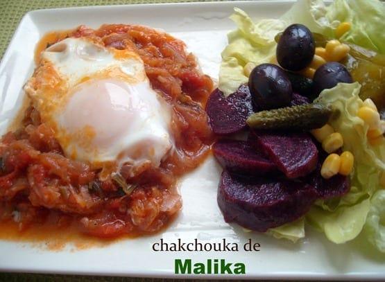 chakchouka de malika