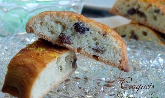 fekkas aux raisins secs