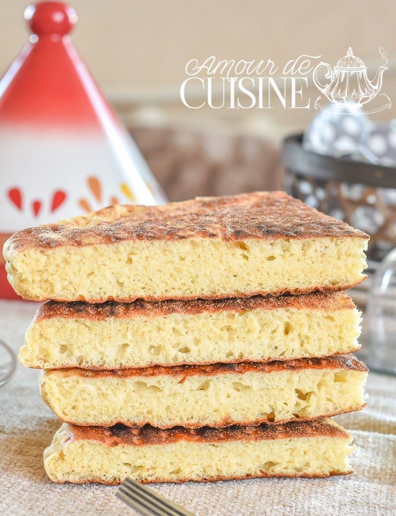 matlouh pain arabe amour de cuisine