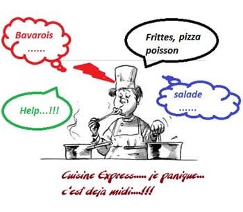concours de la cuisine express, cuisine rapide - amour de cuisine