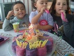 INES birthday 100