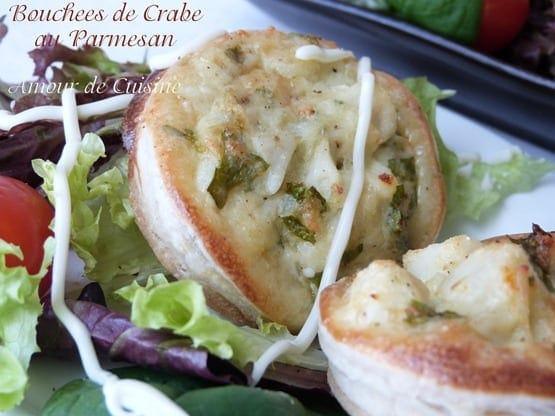 bouchees au crabe et parmesan 021