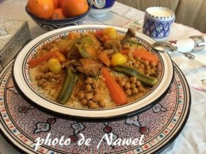 Repas mawlid nabaoui - Cuisine algerienne traditionnelle ...