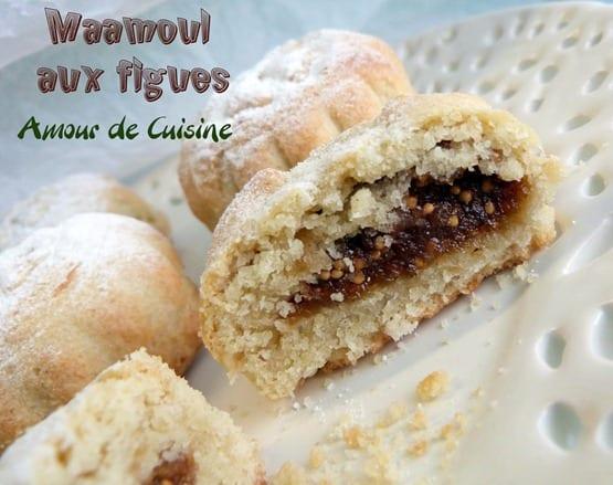 maamoul aux figs gateaux farcis amour de cuisine