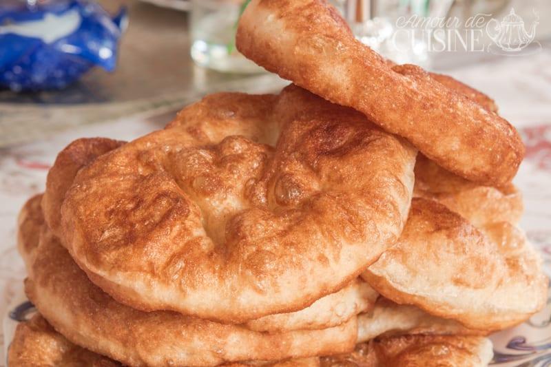 Recette de sfenj facile ou khfaf