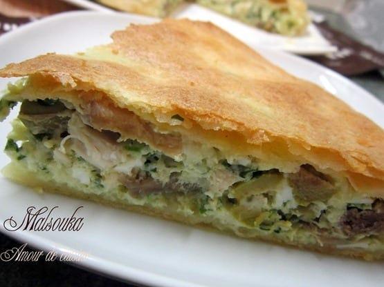 Recettes speciales ramadan 2013 amour de cuisine - Cuisine tunisienne ramadan ...