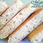 matlouh a la farine et semoule