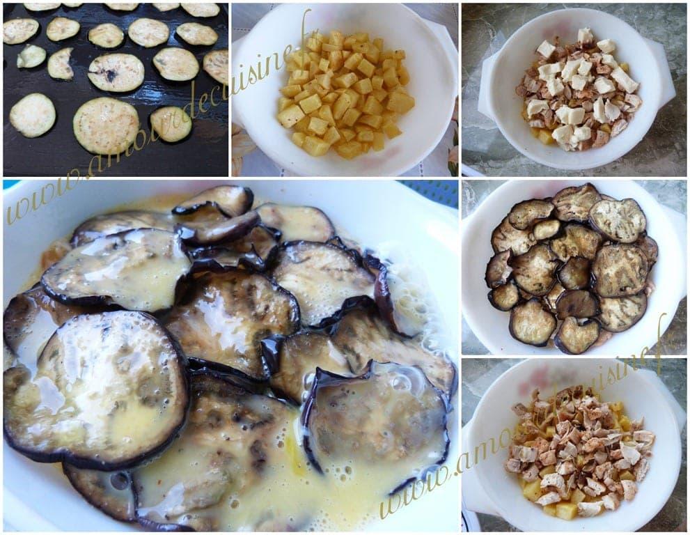 Tajine tunisien aux aubergines amour de cuisine - Cuisine tunisienne ramadan ...