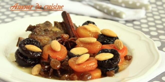 Menu 1er jour d'iftar du ramadan