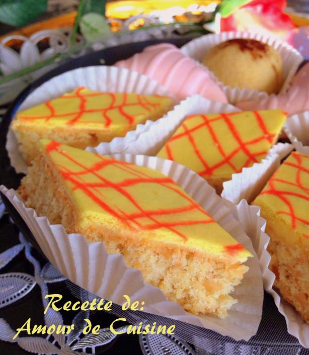 Gâteaux Algériens De Samira Tv: Castels, Gateaux Algeriens