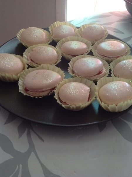 macaron amina