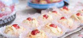 mchewek aux amandes, gateau algerien