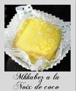 mkhabez a la noix de coco