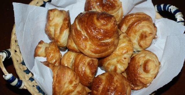 Les croissants au beurre de Christophe Felder