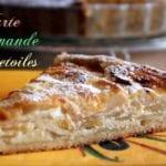 tarte normnades aux pommes