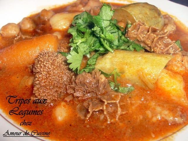 Bakbouka tajine de tripes de mouton cuisine algerienne - Recette de cuisine algerienne traditionnelle ...