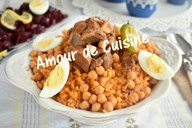 Chekhchoukha constantinoise chakhchoukhat dfer de constantine amour de cuisine - Cuisine algerienne constantinoise ...