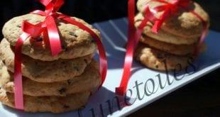Cookies chocolat banane extra moelleux