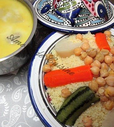 couscous au lait aux legumes 2