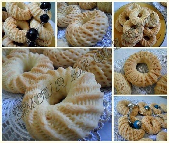 kaak nakache 2 biscuits algeriens