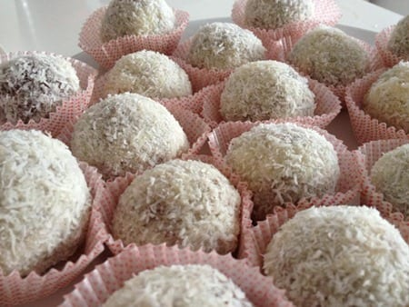 les boules de neige de charlotte