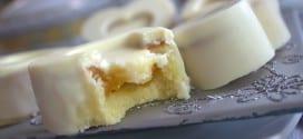 recettes gateaux de Choumicha : madeleine au chocolat