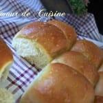 pain pour burger