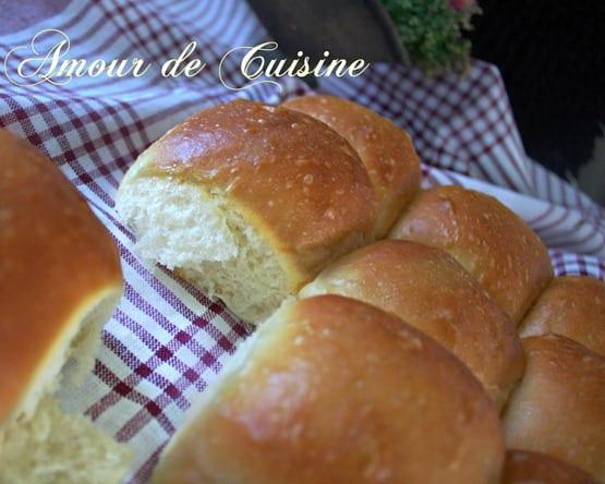 pain pour hamburges, buns tres legers 008