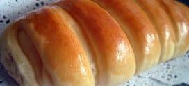 brioche à la crème patissiere ou cream de parisienne moelleux