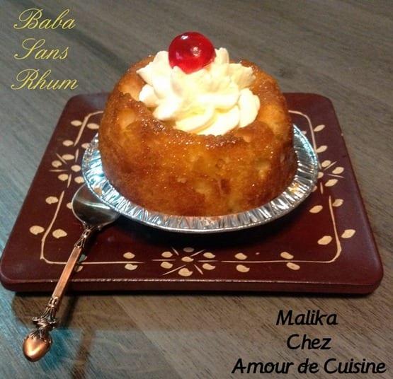 Baba de cyril lignac amour de cuisine - Cyril lignac livre de cuisine ...