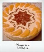 bavarois d'abricot