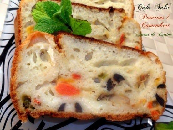 cake aux poivrons et camembert 109