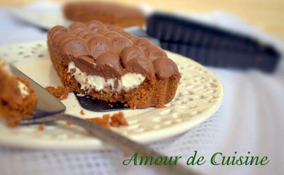 cheesecake sans cuisson au chocolat 107