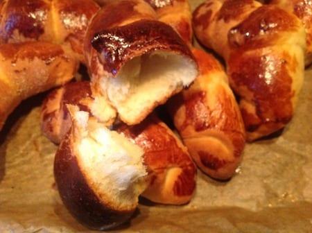 croissants brioches chez Malika