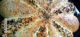 pain marguerite maison facile Khobz eddar aux 3 grains