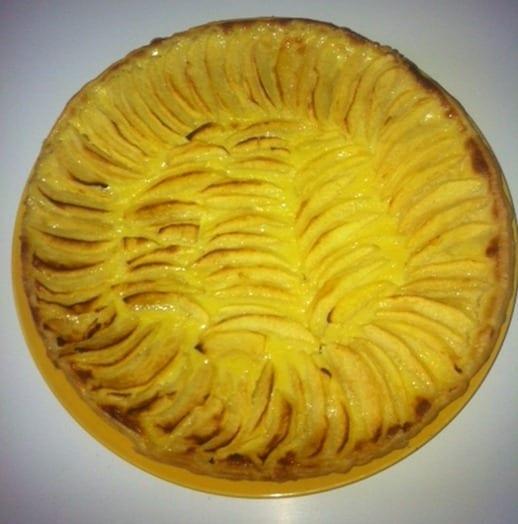 tarte aux pommes assia k