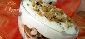 tiramisu aux noix et au pain d'epice