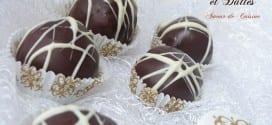 Truffes chocolat / dattes