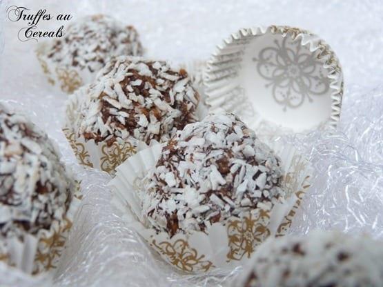 truffes aux cereales 1