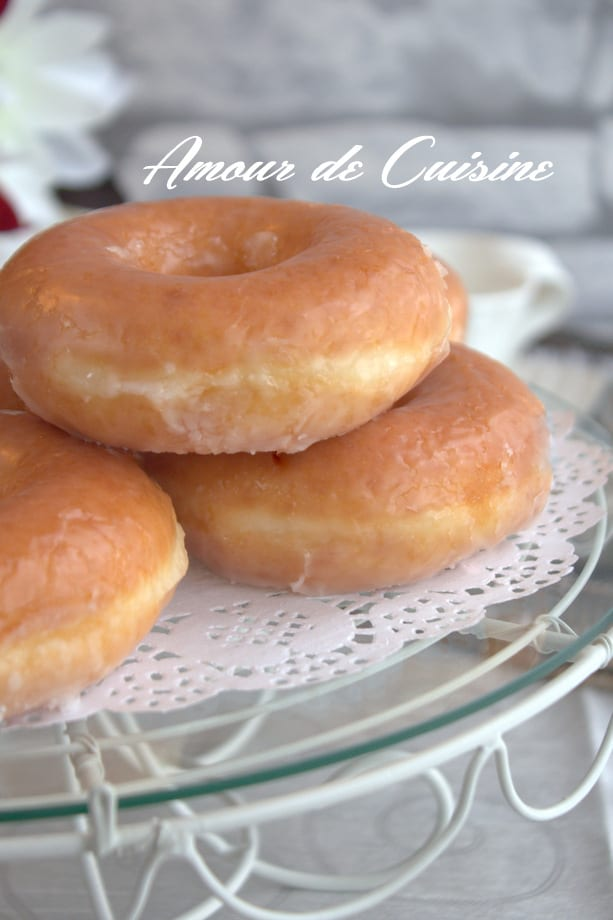 Donuts maison faciles et delicieux amour de cuisine for Amour de cuisine