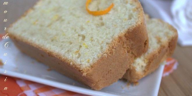 cake a l'orange, moelleux facile