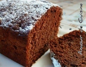 Cake Facile Poudre De Chocola