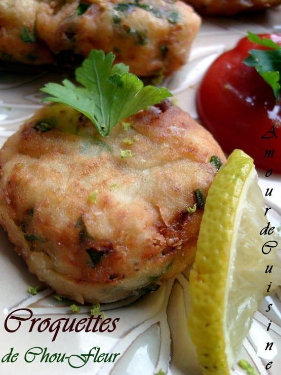 Recette pour ramadan 2012 croquettes de poulet amour de cuisine - Recette amour de cuisine ...
